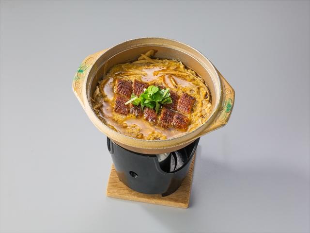 うなぎ柳川鍋